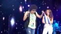 Sangre (Sábado) y una Thalía sorprendida por cómo canta su fan!