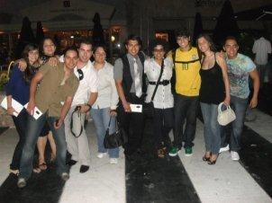 Miami, 2009, Primera Fila.