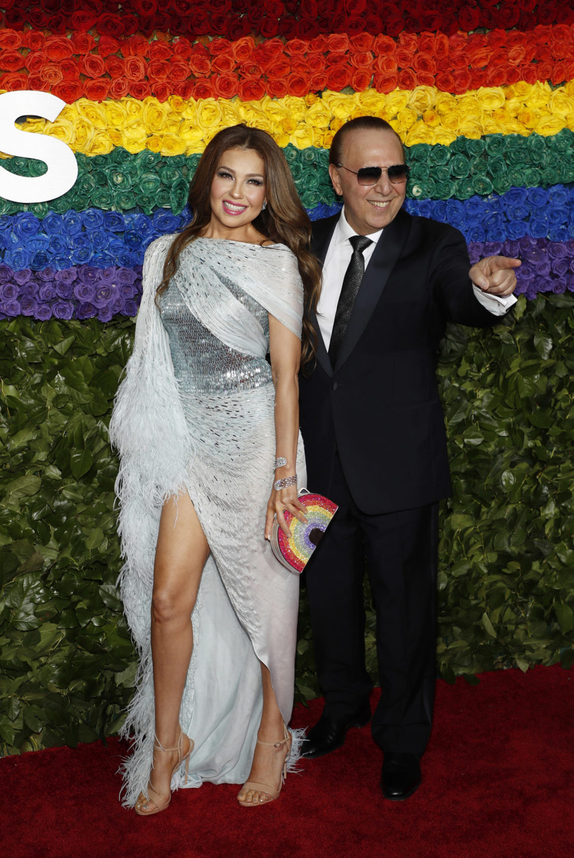 73rd Annual Tony Awards - Arrivals - New York, U.S.